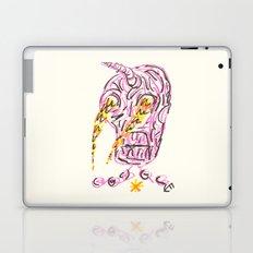 Skull On Fire #1 Laptop & iPad Skin