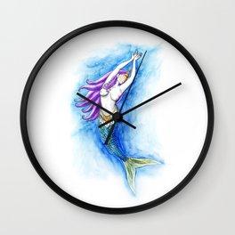 Iemanjá | Sereia | Mermaid Wall Clock