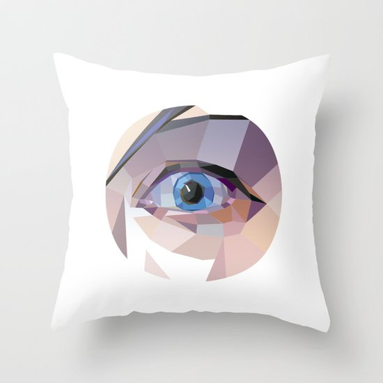 I. Throw Pillow