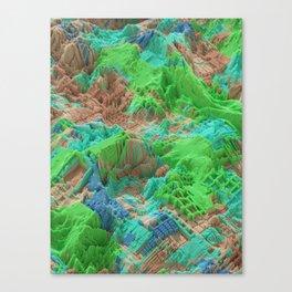 Biomes Canvas Print
