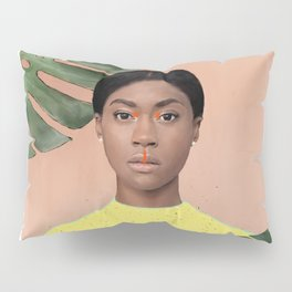 Jungle drum Pillow Sham