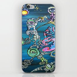 Droids of Paradise iPhone Skin