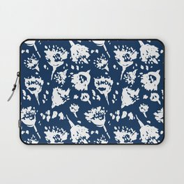 Seed Pod Indigo Laptop Sleeve