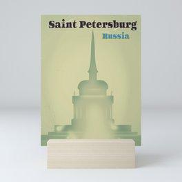 Saint Petersburg Russia Mini Art Print