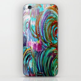 FLOW WITH THE GO iPhone Skin