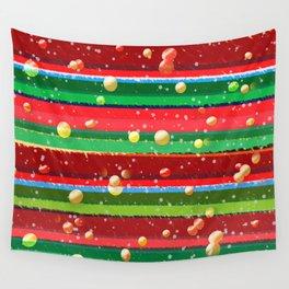 Christmas Morning Wall Tapestry