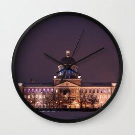 Montréal in November (4 of 11) Wall Clock