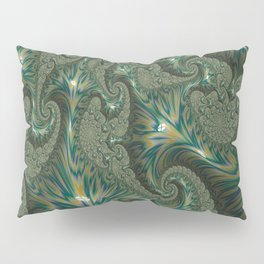 Green Oxidation Pillow Sham