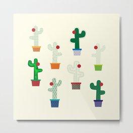 The Cactus! Metal Print