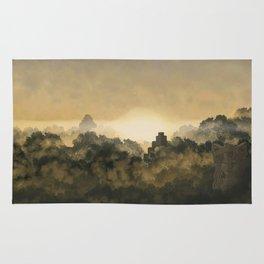 Mayan Sunrise Rug