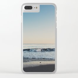 & breathe ... Clear iPhone Case