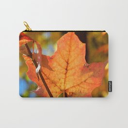 Autumn Maple Carry-All Pouch