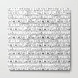 Sprawl Metal Print