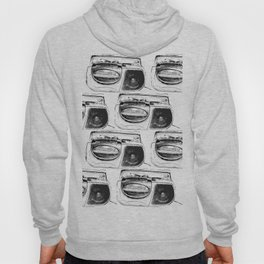 Old Days of Playing Tapes Hoody