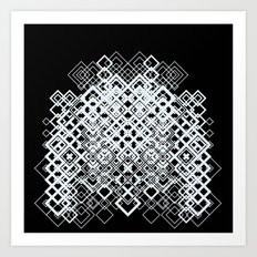 Lattice  Art Print