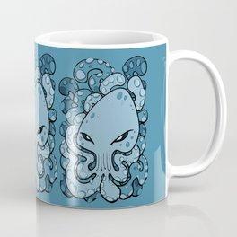Octopus Squid Kraken Cthulhu Sea Creature - Sailor Blue Coffee Mug