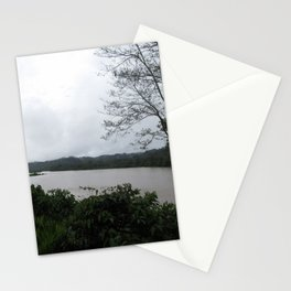 Ecuador River Stationery Cards