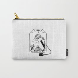 Lady Grey Tea Carry-All Pouch
