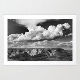 The Grand Canyon | South Rim | Arizona (Usa)  Art Print