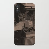 food iPhone & iPod Cases featuring FooD by Christophe Chiozzi