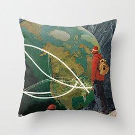 Purvey Throw Pillow