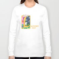 fairytale Long Sleeve T-shirts featuring Mundane Fairytale by AriesNamarie