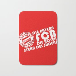 Slogan Bayern Munich Bath Mat