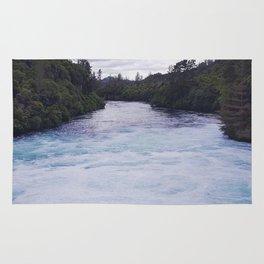 Waikato river Rug