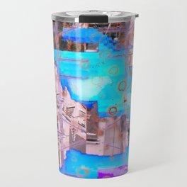 Somethin' Intha Freakin' Water Travel Mug