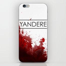 Yandere iPhone Skin