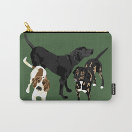 Nicky, Petunia and Lil Joe Carry-All Pouch