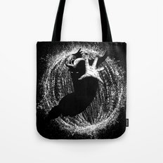 Help Will Come In The End Tote Bag