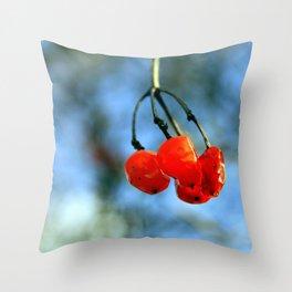 Rowanberry Throw Pillow