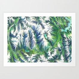 Sea To Sky Art Print
