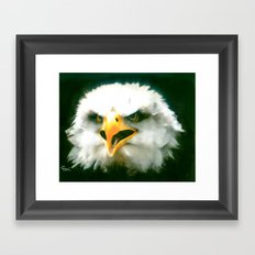 WAKE UP AMERICA !!! Framed Art Print