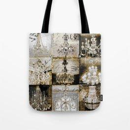 Danse Paree Tote Bag
