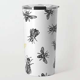 OCCULT BEES Travel Mug