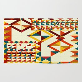 Playing puzzle Rug