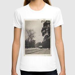forest tram T-shirt
