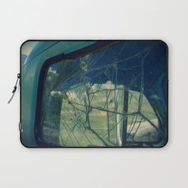Busted Window Laptop Sleeve
