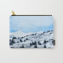 Winter Landscape Photography Print Carry-All Pouch