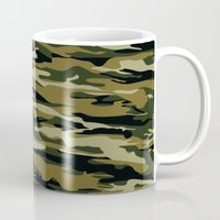 military Mugs featuring Military  by ''CVogiatzi.