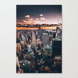 We DiverCity Canvas Print