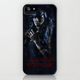 Halloween Nightmare Film iPhone Case