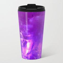 Crystalline Structure Travel Mug