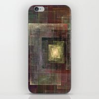 frames iPhone & iPod Skins featuring Frames by TilenHrovatic