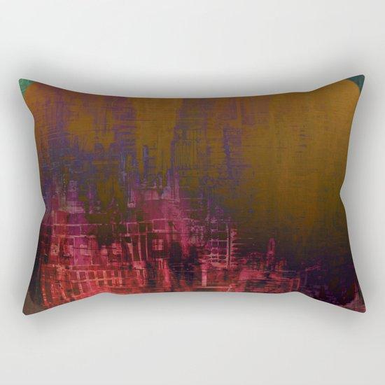 Fantastic Planet / Urban Fantasy 10-01-17 Rectangular Pillow