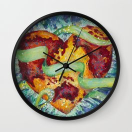 Heal the World Wall Clock