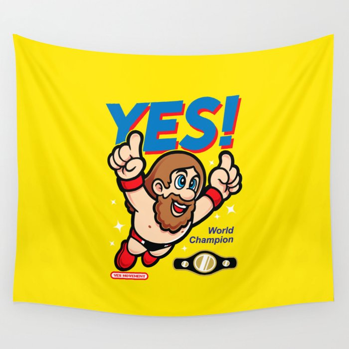 YES! Wall Tapestry