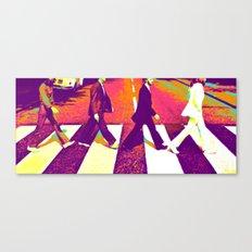 Fantastic Four Canvas Print